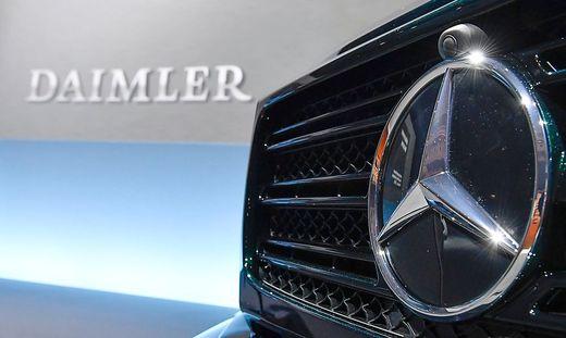 Chinesischer Investor steigt groß bei Daimler ein