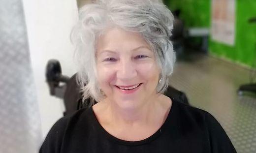 Roswitha Jannach hat Narkolepsie