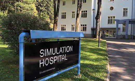 Eisenerzer Spital sollte als Sim Campus fortbestehen