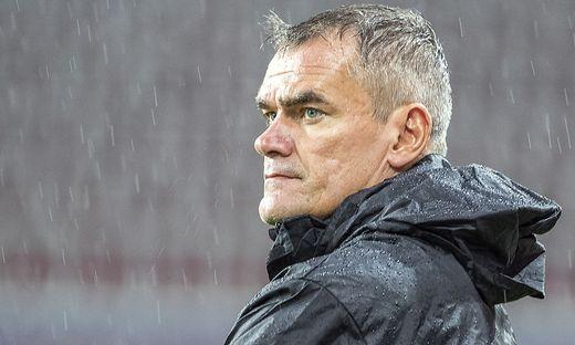 """Austria Klagenfurt-Chefcoach Robert Micheu steht eine """"beinharte Saison"""" bevor"""