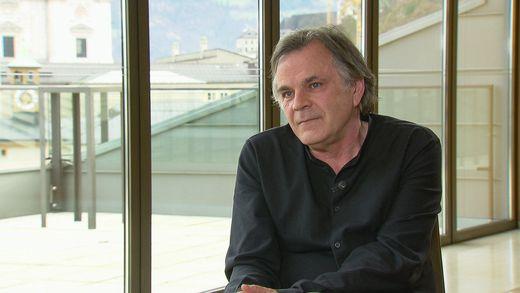 Markus Hinterhäuser, Intendant der Salzburger Festspiele