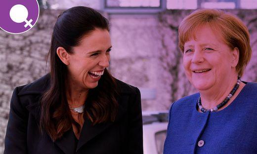 Jacinda Arden, Premierministerin in Neuseeland, die deutsche Kanzlerin Angela Merkel oder Sanna Marin, die finnische Ministerpräsidentin – sie alle gelten als besonders erfolgreich im Kampf gegen die Pandemie