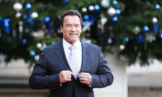 Nach Herz-OP erwacht: Arnold Schwarzenegger