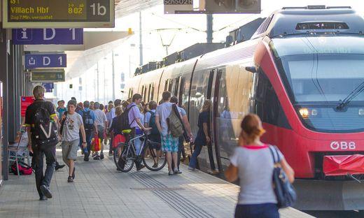 Die Politik will eine Trennung von Güter- und Bahnverkehr
