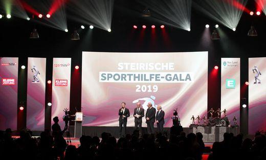 VARIOUS SPORTS - Steirische Sporthilfe Gala 2019