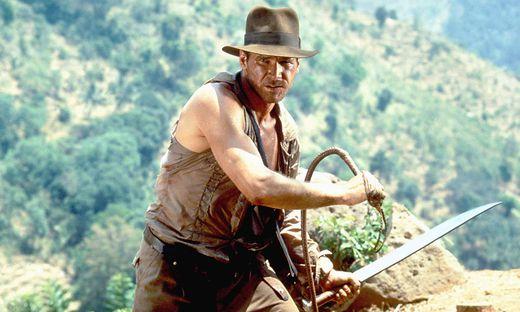 "Harrison Ford feiert sein Comeback als ""Indiana Jones"""