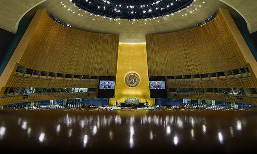 Die Taliban würden gerne bei der UN-Generaldebatte zu Wort kommen
