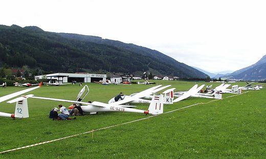 Flugplatz Leoben-Timmersdorf