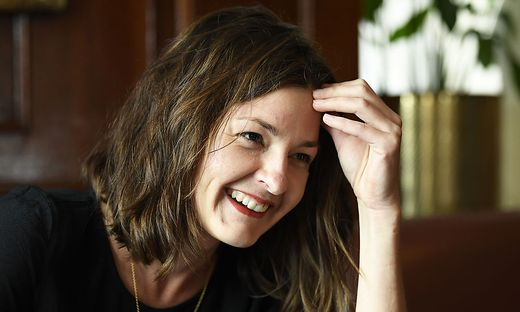BACHMANN-PREIS: INTERVIEW MIT AUTORIN LAURA FREUDENTHALER