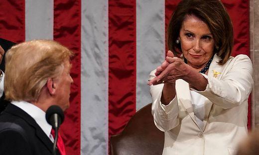 TOPSHOT-US-POLITICS-TRUMP-SOTU