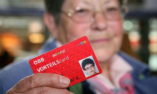 ÖBB Seniorencard