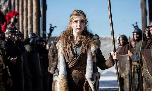 Cait gilt als neue Heilsbringerin der Kelten