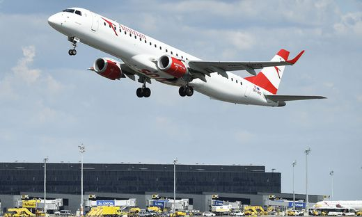 AUA stellt Flugplan ab Herbst neu auf