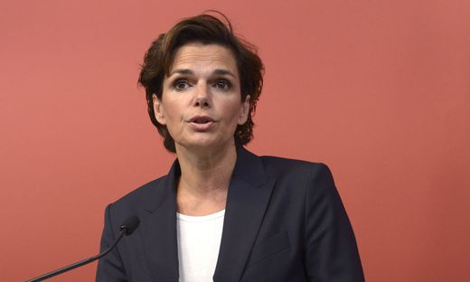 REGIERUNGSKRISE: STATEMENT SPOe-CHEFIN PAMELA RENDI-WAGNER