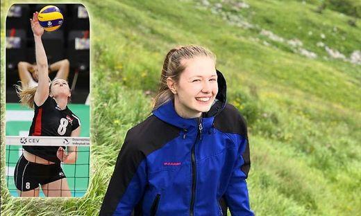 Wann Katharina Holzer wieder im Nationalteam antreten kann, steht aktuell in den Sternen. In der Natur kommt die Kärntnerin auf andere Gedanken