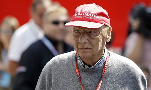 Niki Lauda (22. Februar 1949 bis 20. Mai 2019)