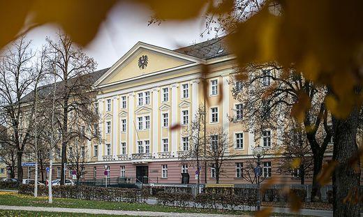 Sujetfotos Landesgericht Klagenfurt Dezember 2019