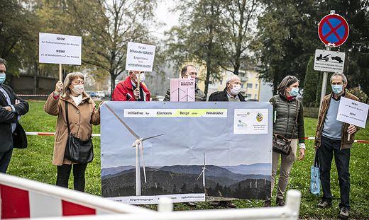 UVP Windrad-Projekt Baeroefen Frantschach Oktober 2020
