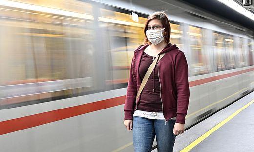 Maskenpflicht in öffentlichen Verkehrsmitteln