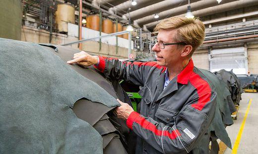 Geschäftsführer Andreas Kindermann