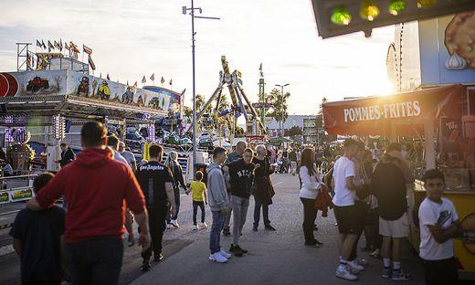 Eröffnung Gaudepark Messe Klagenfurt September 2021
