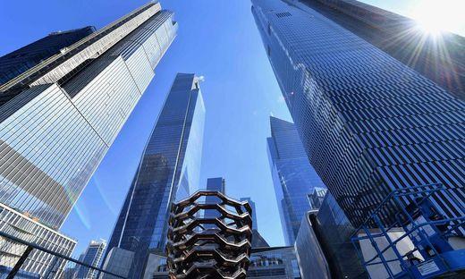 """""""Hudson Yards"""": Umstrittenes Luxus-Stadtviertel öffnet in New York"""