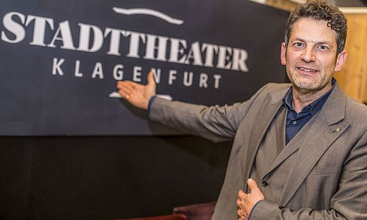 Neuer Stadttheater Chef Intendant Aron Stiehl November 2019