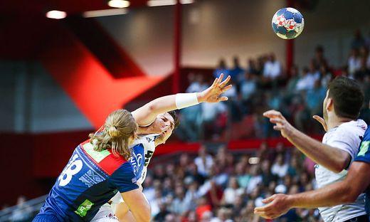 HANDBALL - EHF EC, AUT vs NOR