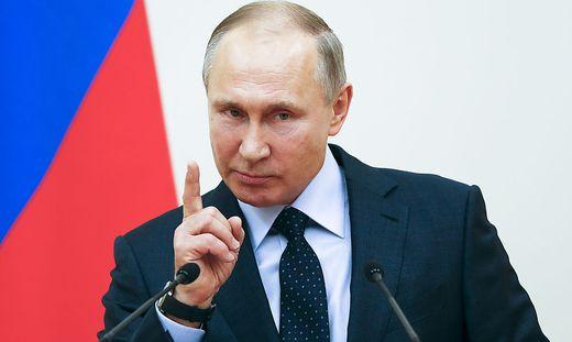 Russland kritisiert Trump