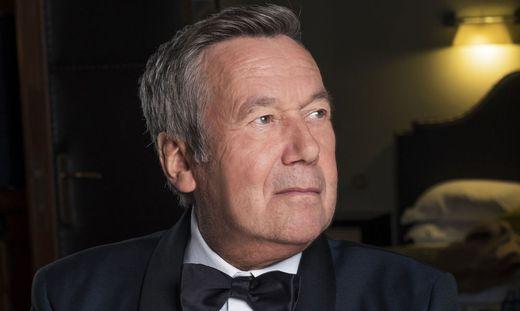 Ließ sich von 007 inspirieren: Roland Kaiser