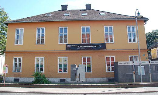 Das Marenzihaus ist heute eine wichtige Spielstätte in der Leibnitzer Kulturszene