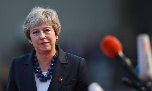 [LIVE] May: Brexit-Verhandlungen befinden sich in einer