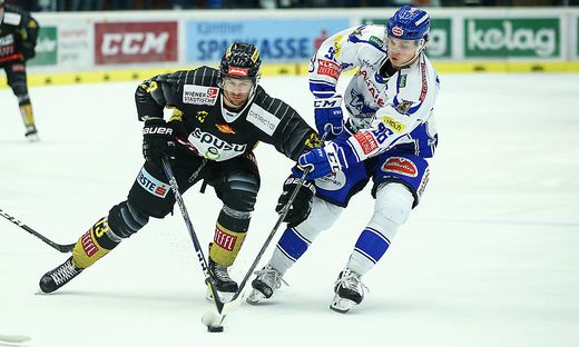 Anton Karlsson (rechts) ist in Topform