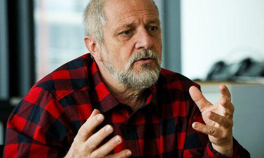 Bernward Geier ist Bio-Pionier aus Deutschland.