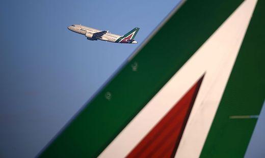 Alitalia in der Dauer-Krise