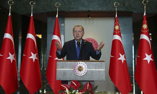 Keine iPhones für die Türkei: Recep Tayyip Erdogan kündigt Boykott an