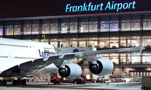 Die Gebühren am Frankfurter Flughafen steigen um 4,3 Prozent