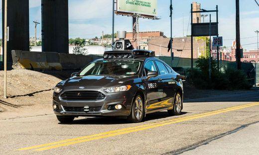 Unfall mit Autopilot: Uber-Software konnte Fußgängerin nicht ...