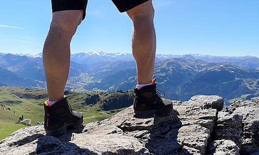 Der 24-Jährige verpasste den Einstieg zum Klettersteig