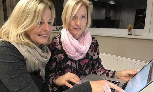 Präsidentin Evelin Pekarek (links) und Geschäftsführerin Tara Geltner sehen das TiKo erstaunt in den Paradise Papers auftauchen