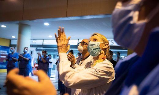 SPAIN-HEALTH-VIRUS