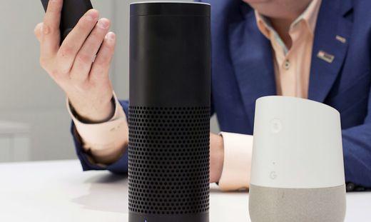 Digitale Assistenten sind praktisch, hören aber immer mit