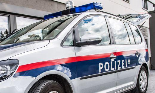 Die Polizei nahm den Verdächtigen fest
