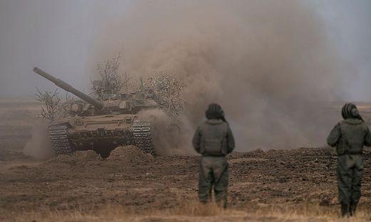 Neue Gefechte in der Konfliktregion Berg-Karabach