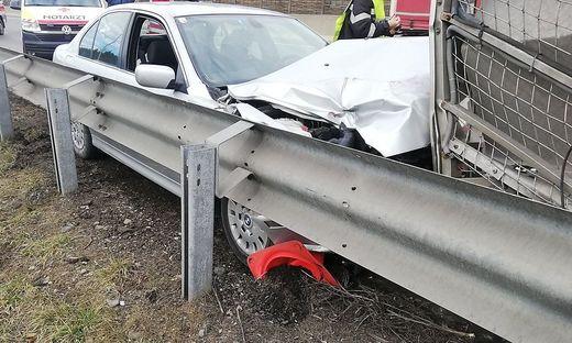 Unfall bei Autal