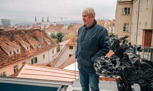 Der Grazer Hotelier Helmut Marko