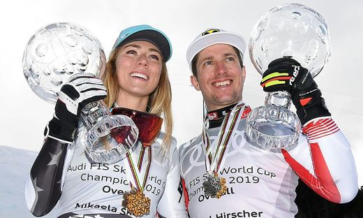 Shiffrin, Hirscher