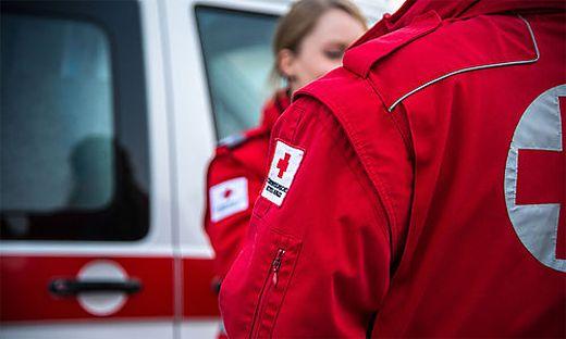 Das Rote Kreuz Matrei übernahm die Erstversorgung