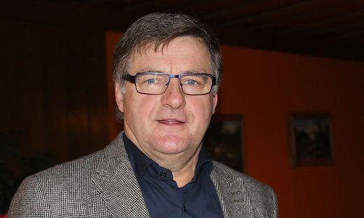 Karl Kraeuter, neuer Obmann des Voelkermarkter Wirtschaftsvereines