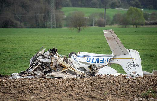 Flugzeuge stoßen zusammen - Mehrere Tote in Baden-Württemberg